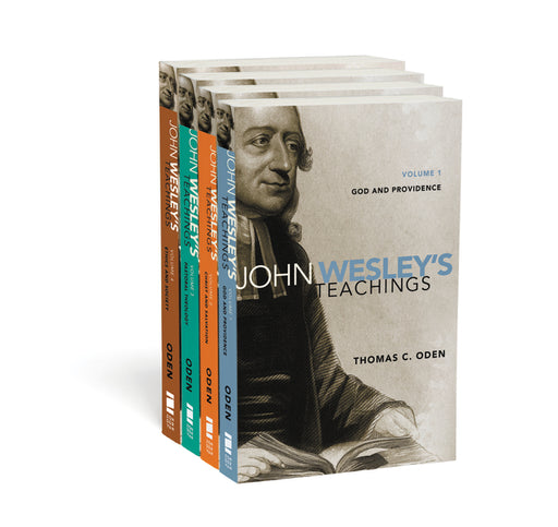 John Wesley's Teachings---Complete Set