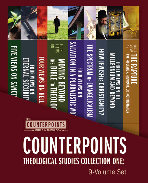 Counterpoints Theological Studies Collection One: 9-Volume Set
