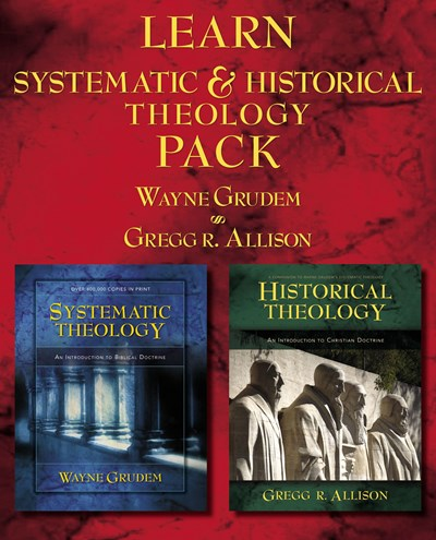Learn Systematic and Historical Theology Pack