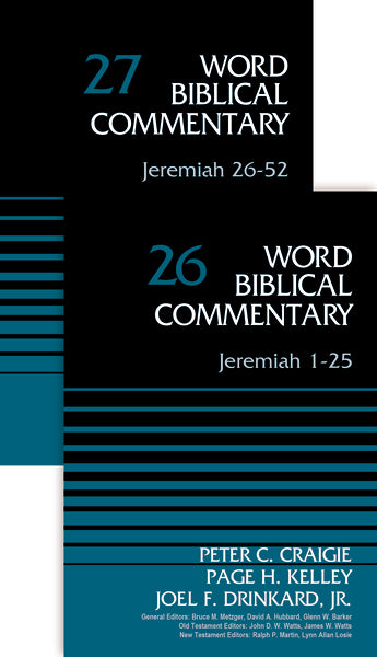 Jeremiah (2-Volume Set---26 and 27)
