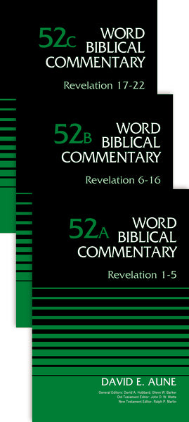 Revelation (3-Volume Set---52A, 52B, and 52C)