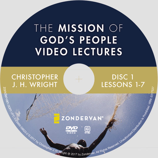 The Mission of God's People Video Lectures