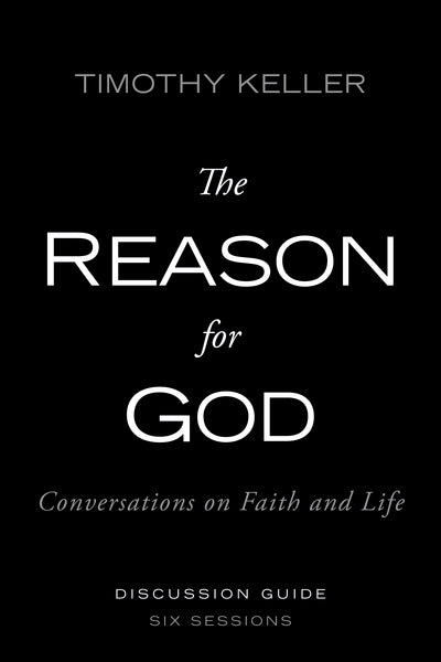 The Reason for God Discussion Guide with DVD