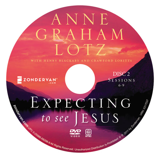 Expecting to See Jesus Video Study