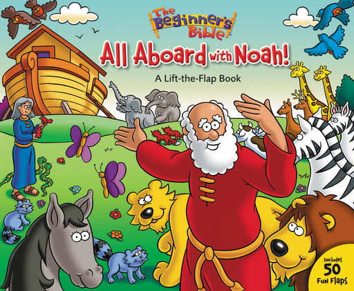The Beginner's Bible All Aboard with Noah!