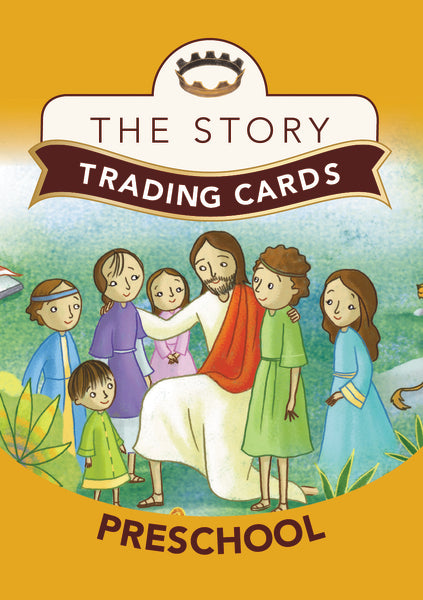 The Story Trading Cards: For Preschool