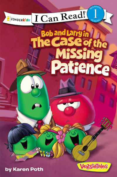 Bob and Larry in the Case of the Missing Patience