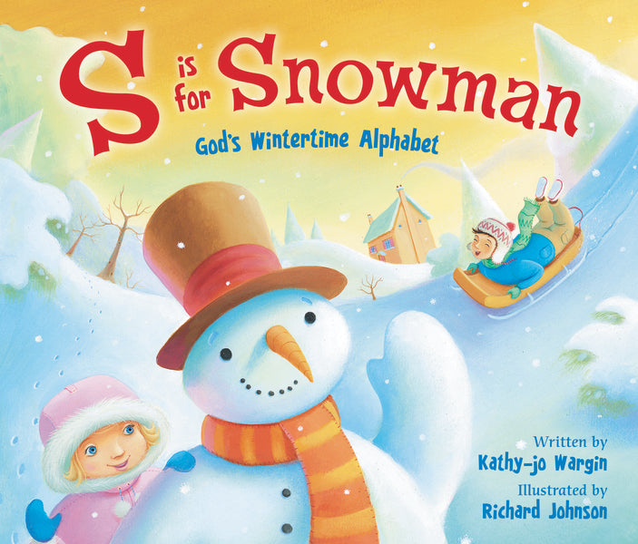 S Is for Snowman