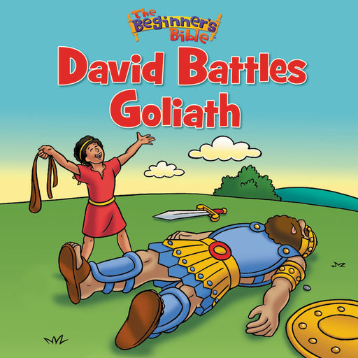 The Beginner's Bible David Battles Goliath