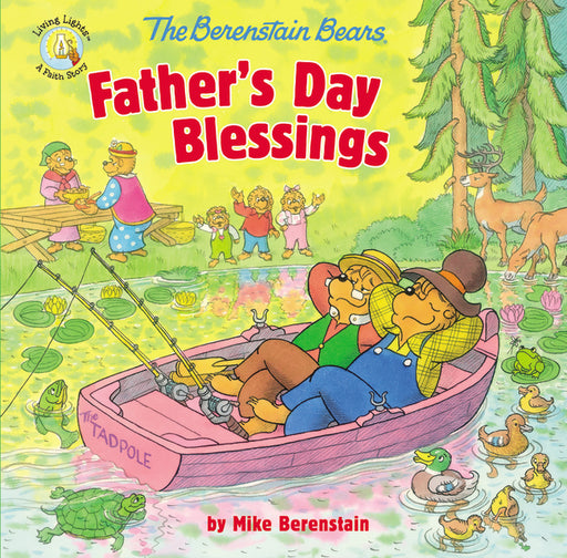 The Berenstain Bears Father's Day Blessings