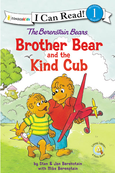 The Berenstain Bears Brother Bear and the Kind Cub