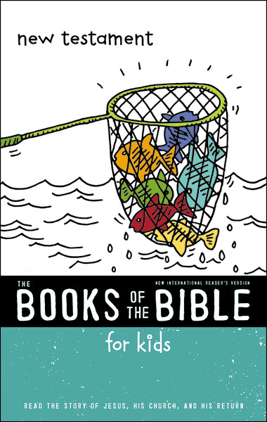 NIrV, The Books of the Bible for Kids: New Testament, Paperback