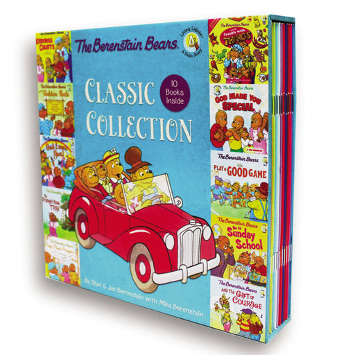 The Berenstain Bears Classic Collection (Box Set)