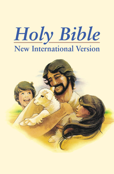 NIV, Children's Bible, Hardcover