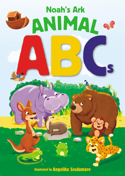Noah's Ark Animal ABCs