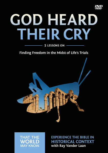 God Heard Their Cry Video Study