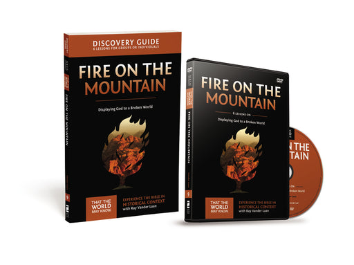 Fire on the Mountain Discovery Guide with DVD