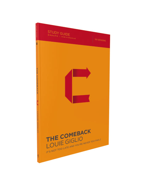 The Comeback Study Guide