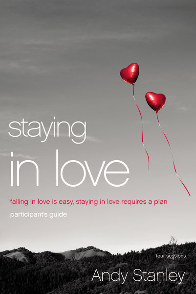 Staying in Love Participant's Guide with DVD