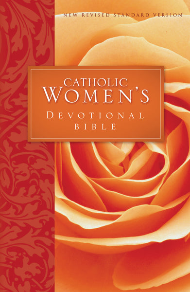 NRSV, Catholic Women's Devotional Bible, Paperback
