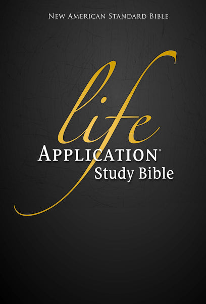 NASB, Life Application Study Bible, Second Edition, Hardcover