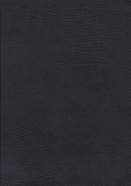 NASB, MacArthur Study Bible, Bonded Leather, Black, Indexed