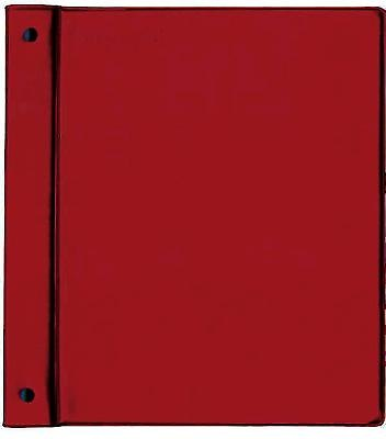 Choral Music Holder Dark Red