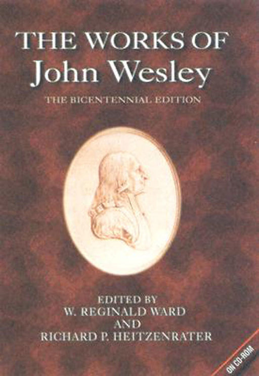 Works Of John Wesley The Bicentennial Ed Cdrom