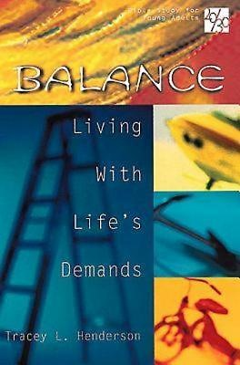 20/30 Bible Study for Young Adults: Balance