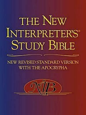 The New Interpreter's® Study Bible