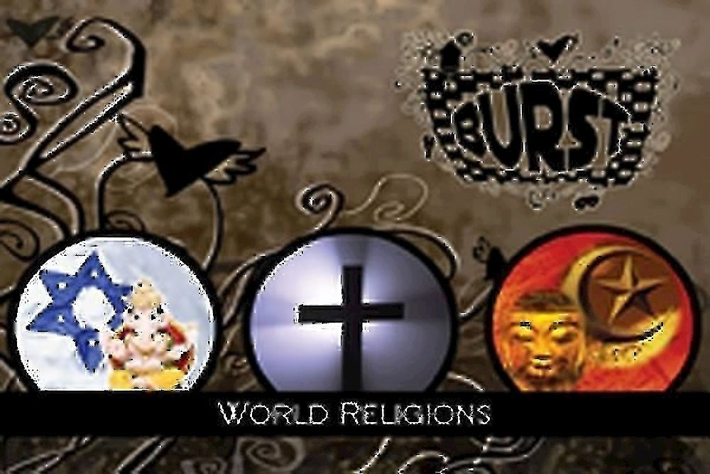 Burst: World Religions Student Booklets (Pkg of 5)