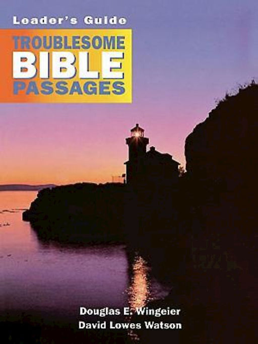 Troublesome Bible Passages Vol 1 Leader