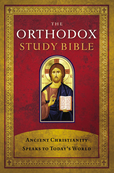 The Orthodox Study Bible, Hardcover