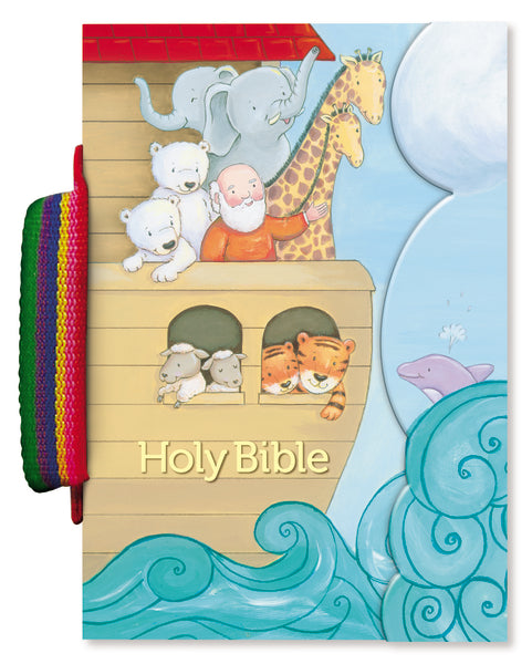 ICB, My Rainbow Promise Bible, Hardcover