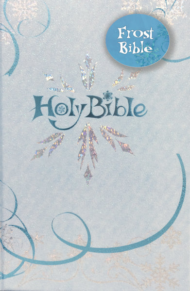 The International Children's Bible, Frost Bible, Hardcover, Free Tote Bag