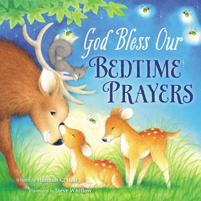 God Bless Our Bedtime Prayers