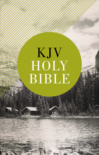 KJV, Value Outreach Bible, Paperback