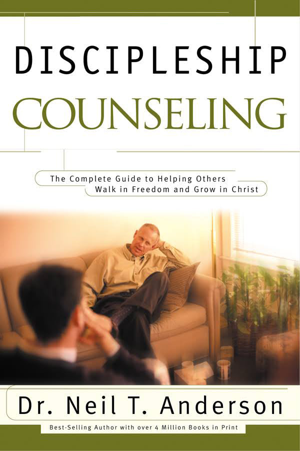 Discipleship Counseling DVD