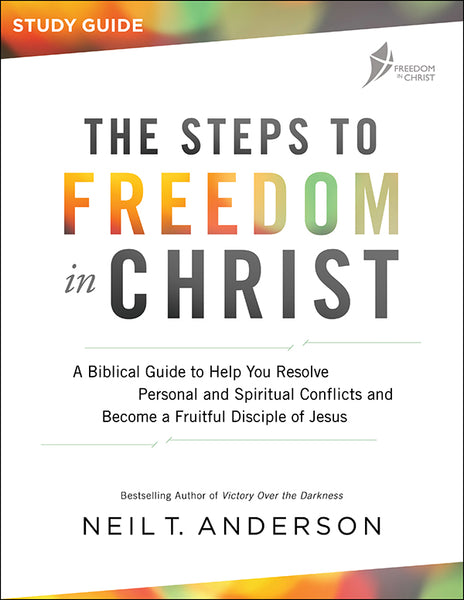 Books for christ christian discount online bookstore religious the steps to freedom in christ fandeluxe Image collections