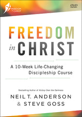 Freedom in Christ DVD, repackaged ed.
