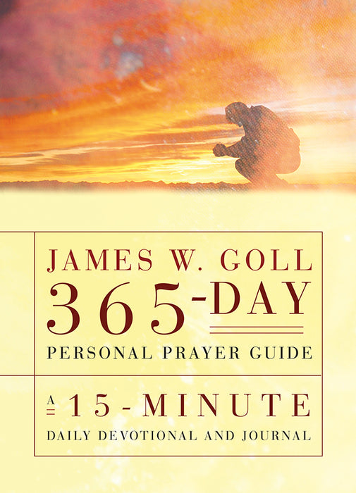 James W Goll 365 Day Personal Prayer