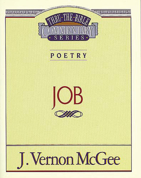 Thru the Bible Vol. 16: Poetry (Job)