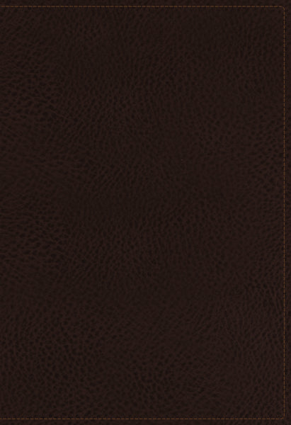 The NKJV, Open Bible, Leathersoft, Brown, Indexed, Red Letter Edition, Comfort Print