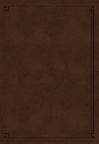 NKJV Study Bible, Leathersoft, Brown, Thumb Indexed, Comfort Print