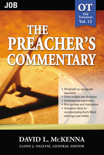 The Preacher's Commentary - Vol. 12: Job