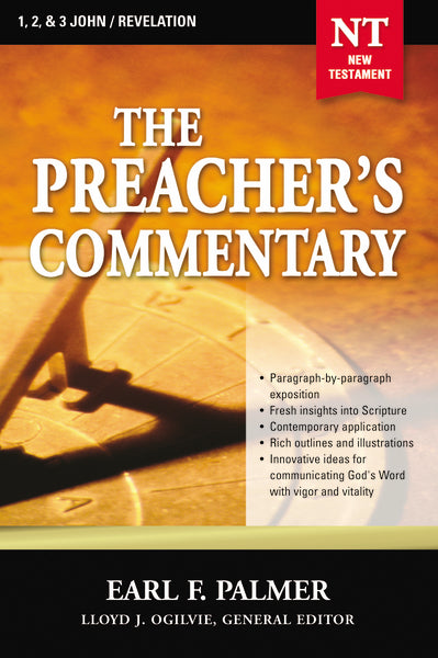 The Preacher's Commentary - Vol. 35: 1, 2 and   3 John / Revelation