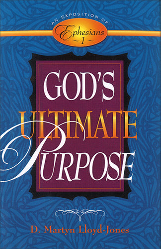 God's Ultimate Purpose