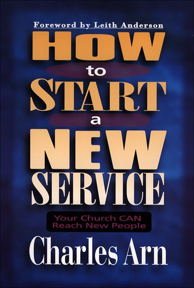 How to Start a New Service