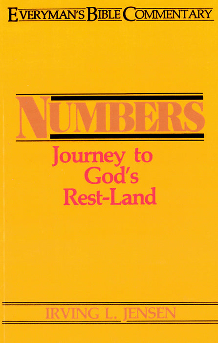 Numbers- Everyman's Bible Commentary
