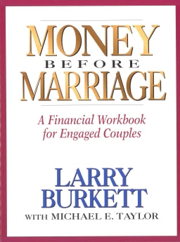 Money Before Marriage